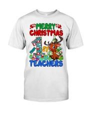 Great Shirt for First Grade Teachers Classic T-Shirt thumbnail
