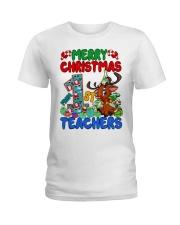 Great Shirt for First Grade Teachers Ladies T-Shirt thumbnail