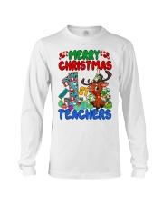 Great Shirt for First Grade Teachers Long Sleeve Tee thumbnail