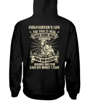 T-Shirt for Great Firefighters Hooded Sweatshirt thumbnail