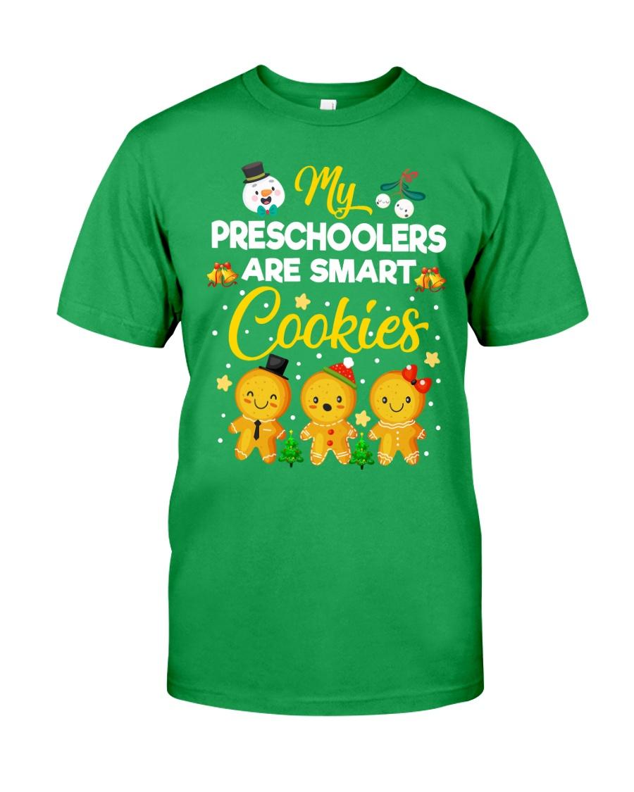 Preschool Teachers Classic T-Shirt