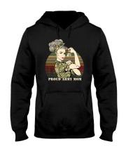 Proud Army Mom Hooded Sweatshirt thumbnail