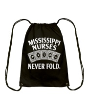 Mississippi Drawstring Bag thumbnail