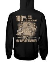 New Hampshire Hooded Sweatshirt thumbnail