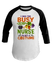 Nurse Baseball Tee tile
