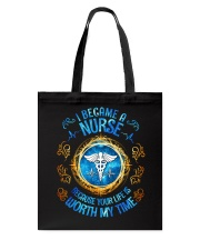 Nurse Tote Bag thumbnail