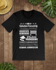 School Counselor Classic T-Shirt lifestyle-mens-crewneck-front-18