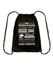 School Counselor Drawstring Bag thumbnail