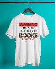 Librarian Classic T-Shirt lifestyle-mens-crewneck-front-3