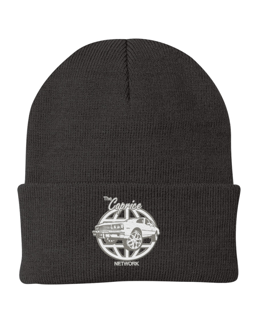 The Caprice Network Knit Beanie