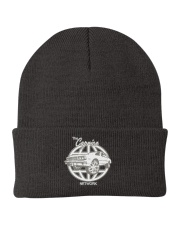 The Caprice Network Knit Beanie front