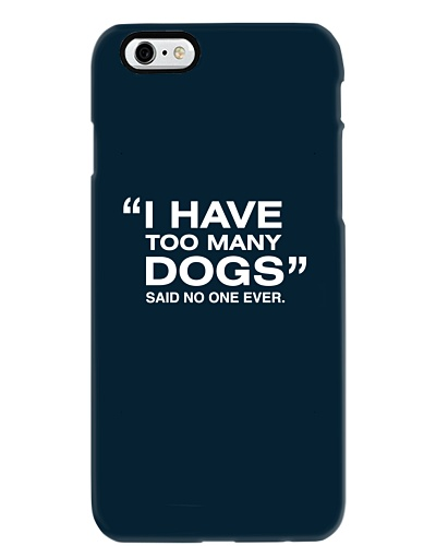 Dogs t-shirt-h