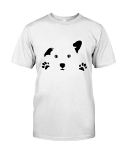 dog puppy Classic T-Shirt front