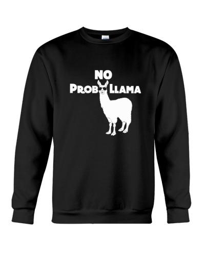 No Prob Llama Funny Llama
