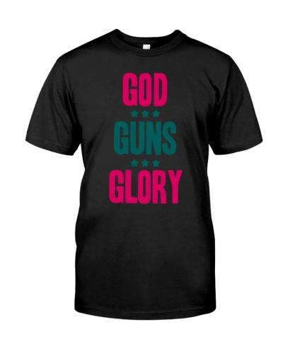 GOD GUNS GLORY