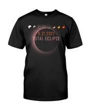 Total Eclipse 2017 Classic T-Shirt front