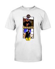 Verzuz - Rza vs Premier Classic T-Shirt front