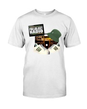 FullblastRadio Camo Edition Premium Fit Mens Tee thumbnail