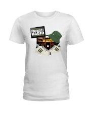 FullblastRadio Camo Edition Ladies T-Shirt tile