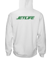 Fullblastradio JetLife Apparel Hooded Sweatshirt back