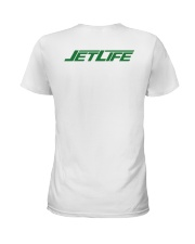 Fullblastradio JetLife Apparel Ladies T-Shirt back