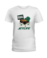 Fullblastradio JetLife Apparel Ladies T-Shirt front