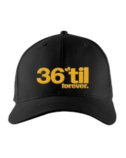 36 Til Forever Embroidered Hat thumbnail