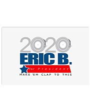 2020 Eric B for President Horizontal Poster tile