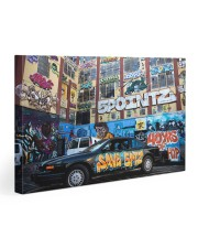 5 Pointz Graffiti 30x20 Gallery Wrapped Canvas Prints thumbnail