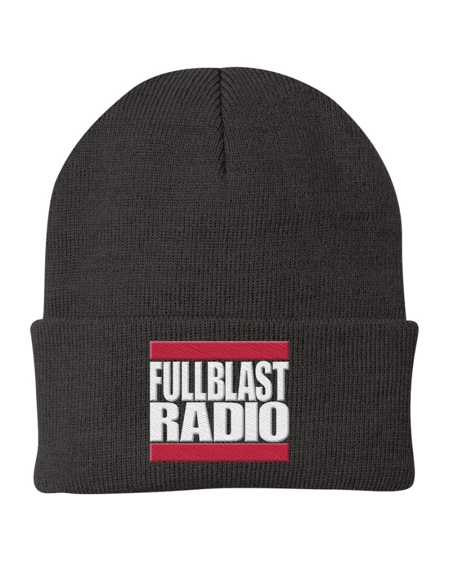 FULLBLASTRADIO WINTER BEANIE HAT Knit Beanie