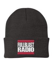 FULLBLASTRADIO WINTER BEANIE HAT Knit Beanie front