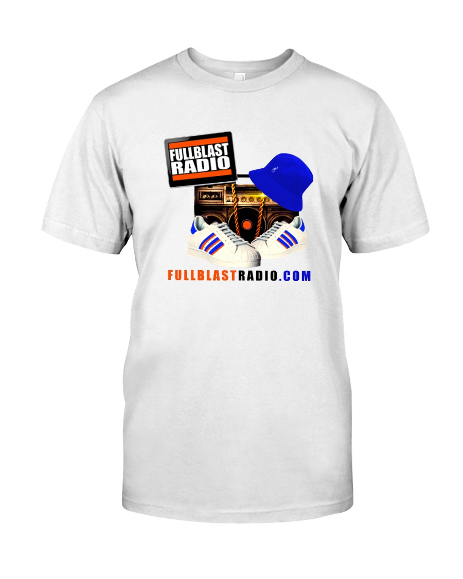 FullblastRadio Tee Classic T-Shirt