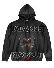 J A D A - BLACKOUT Men's All Over Print Hoodie thumbnail