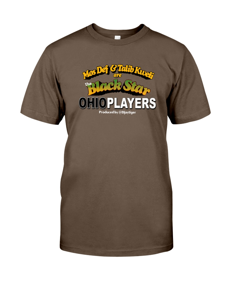 The BlackStar Ohio Players Classic T-Shirt