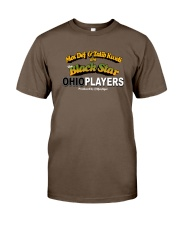The BlackStar Ohio Players Classic T-Shirt front