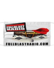 FullblastRadio Face Mask Cloth face mask front