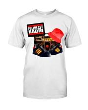 Fullblast Radio New Version Logo Classic T-Shirt thumbnail