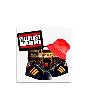 Fullblast Radio New Version Logo Square Magnet thumbnail