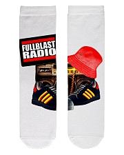 Fullblast Radio New Version Logo Crew Length Socks thumbnail