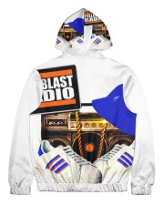 Fullblast Radio Gear 2020 Men's All Over Print Full Zip Hoodie back