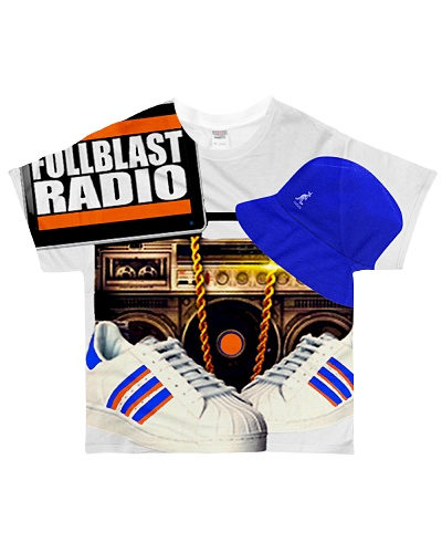 Fullblast Radio Gear 2020