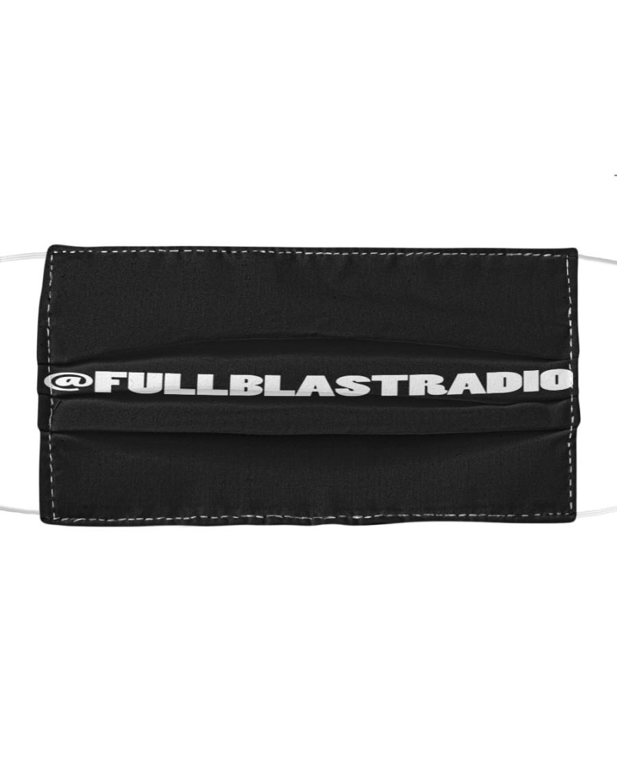 Fullblastradio Social IG Cloth face mask