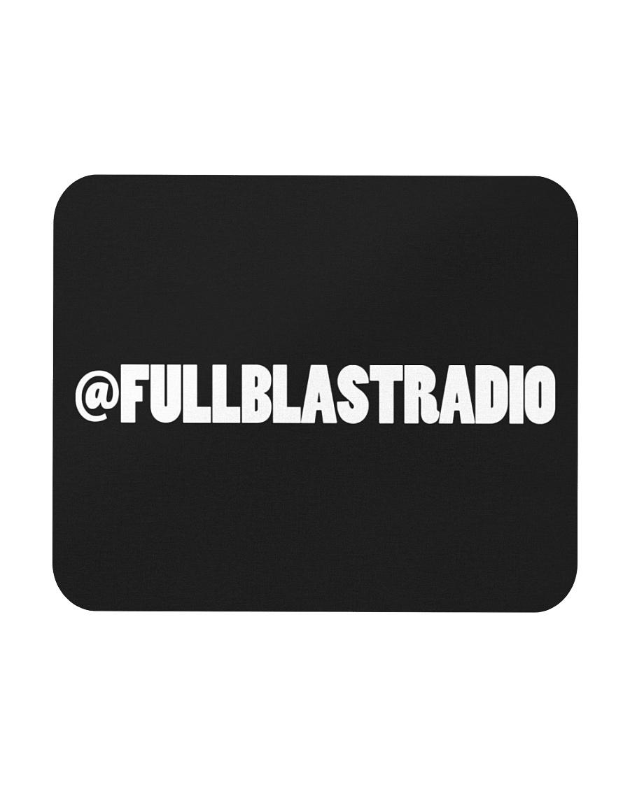 Fullblastradio Social IG Mousepad