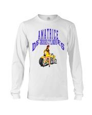 amatrices motos Long Sleeve Tee thumbnail