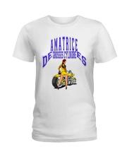 amatrices motos Ladies T-Shirt thumbnail