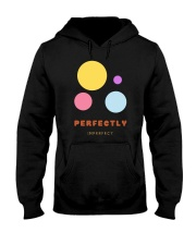 perfectly imperfect Hooded Sweatshirt front
