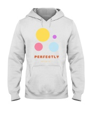 perfectly imperfect Hooded Sweatshirt tile
