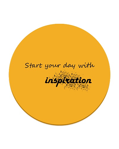 Start your day with inspiration