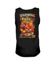 Don't mess with Truckers Unisex Tank thumbnail