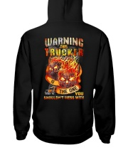 Don't mess with Truckers Hooded Sweatshirt thumbnail